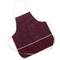 Ham carving apron brown Steelblade