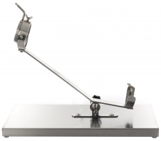 Ham Stand seesaw with rotating head Steelblade