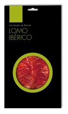 Sliced grass-fed iberico loin Revisan Ibéricos