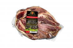 Iberico ham (shoulder) acorn-fed certified Revisan boneless