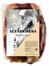 Iberico ham (shoulder) grass-fed boneless Altadehesa