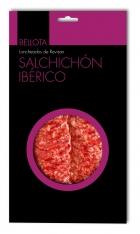 Sliced acorn-fed iberico salchichón Revisan Ibéricos
